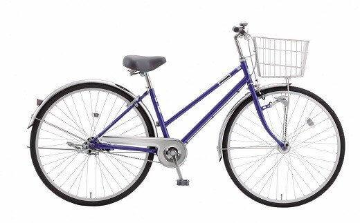 内装3段オートライト付き自転車 フィフスアベニュー27型