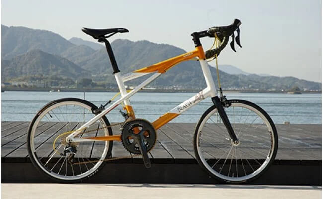 NAGI BIKE NS451-S<はっさくイエロー> イメージ