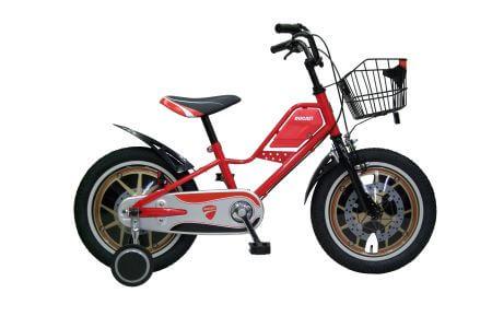 ドゥカティ 16型子供用自転車 TDK‐163