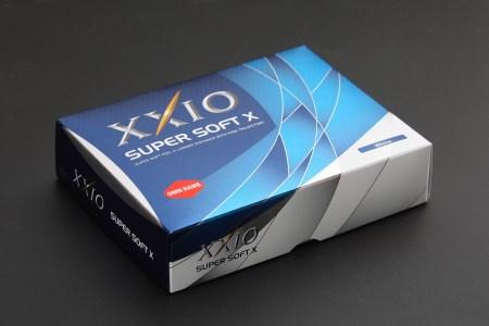 XXIO SUPERSOFT X(ゴルフボール12個入)