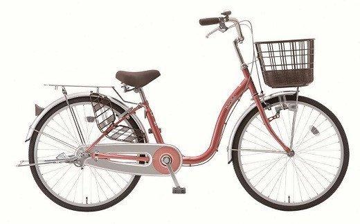 内装3段オートライト付き自転車ディオラ