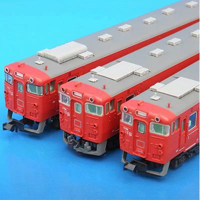 Nゲージ鉄道模型キハ40-700番台+1700番台 復活国鉄色タイプ 3両セット寄附金額30,000円(埼玉県蕨市)