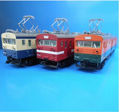 Nゲージ鉄道模型クモユニ143 幕張電車区 3両セット寄附金額50,000円(埼玉県蕨市)