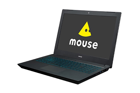 マウスコンピューター 15.6型ハイエンドノートパソコン 寄附金額331,000円 イメージ