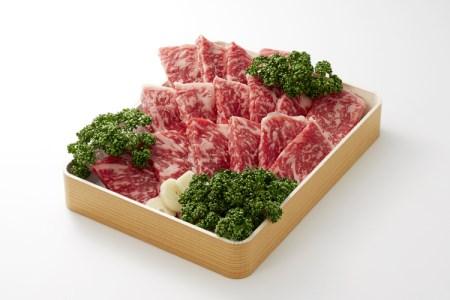 3位:特選国産牛ロース焼肉(450g) 寄附金額10,000円(和歌山県湯浅町)