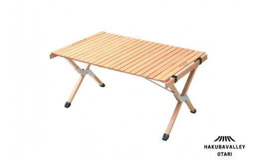 HAKUBA VALLEY OTARI オリジナルアウトドアテーブル