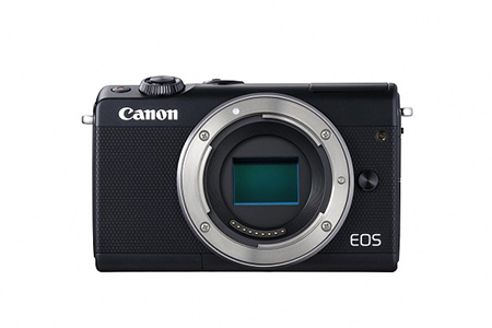 ミラーレスカメラ EOS M100 ボディ 寄附金額180,000円(神奈川県綾瀬市)