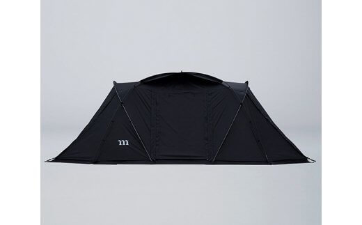 ZIZ TENT SHELTER BLACK / テント