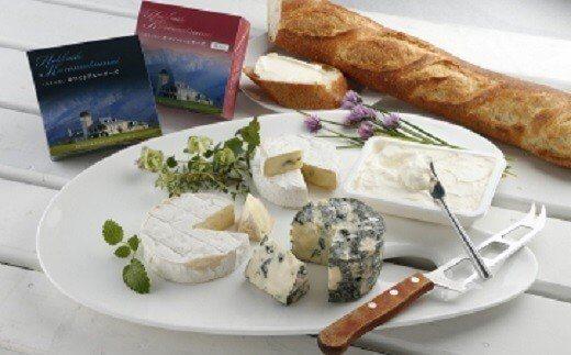 トワ・ヴェールの人気チーズ全7種セット(8品)