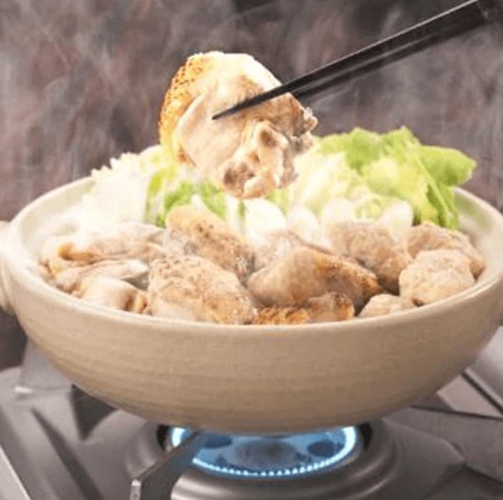 鶏飼う人 古処鶏 水炊きギフト(3~4人用)g