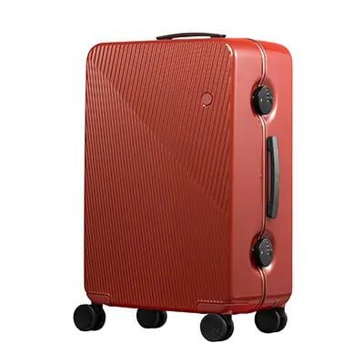 GINKGOスーツケース(ファイヤーブリックストライプ) 寄付金額90,000円 イメージ