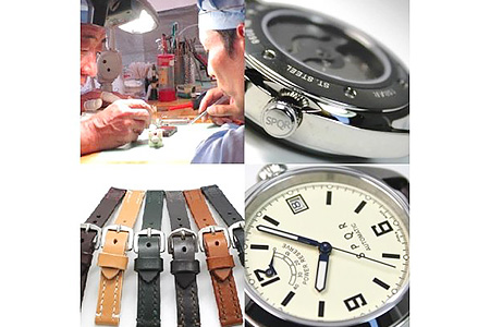 SPQR 機械式時計 組立体験A 寄附金額400,000円(長野県下諏訪町)