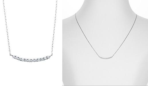 ARC-EN-CIEL K18WG ダイヤペンダント 寄付金額100,000円(大阪府 泉佐野市)