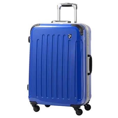 スーツケースPC7000 Mサイズ ジャックブルー 寄付金額25,000円 イメージ