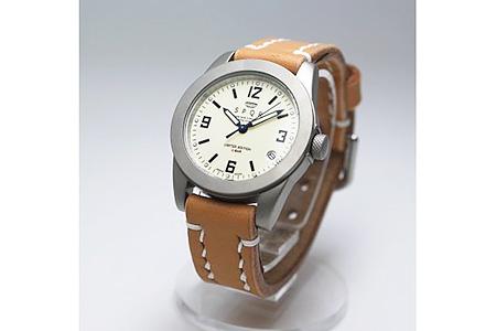 <腕時計>SPQR(スポール)マスターピース 寄附金額150,000円(長野県下諏訪町)