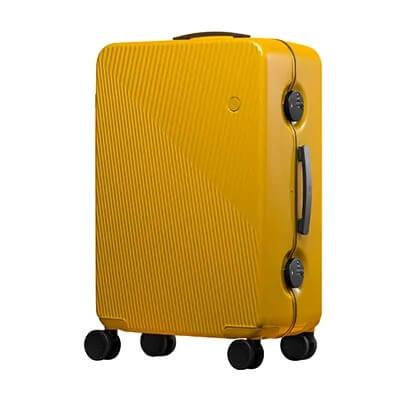 GINKGOスーツケース(マスタードストライプ) 寄付金額90,000円 イメージ