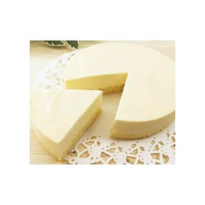 「ロハス レアチーズケーキセット」(プレーン+レモン)  寄附金額5,000円 イメージ