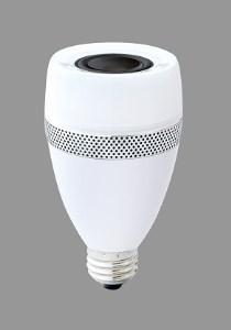 スピーカー付LED電球 LDF11L-G-4S 寄附金額20,000円(静岡県小山町)