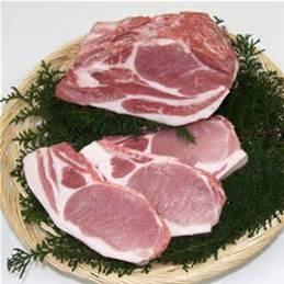 いも豚とんテキ・カツ用ロースセット 寄附金額10,000円 (泉佐野市)