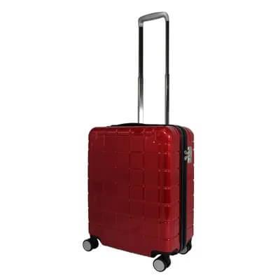 スーツケース U-5000シリーズ(レッド) 寄付金額15,000円 イメージ