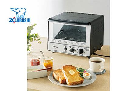 象印オーブントースタEQSA22BW 寄付金額20,000円 イメージ