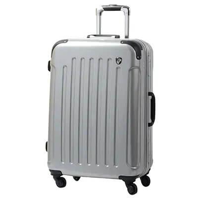 スーツケースPC7000 MSサイズ スクラッチシャンパン 寄付金額25,000円 イメージ