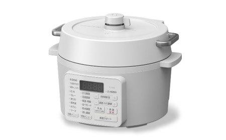 電気圧力鍋2.2L PC-MA2-W イメージ
