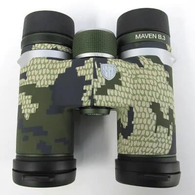 【蕨市双眼鏡メーカー製造】 8×30 WIDE MAVEN