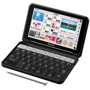 SHARP カラー電子辞書 PW-SA4(ブラック) 寄附金額130,000円