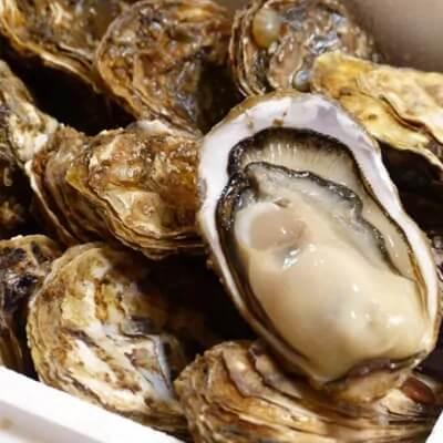 厚岸産殻牡蠣 『丸えもん2L-size 14個入り』  寄附金額10,000円 イメージ