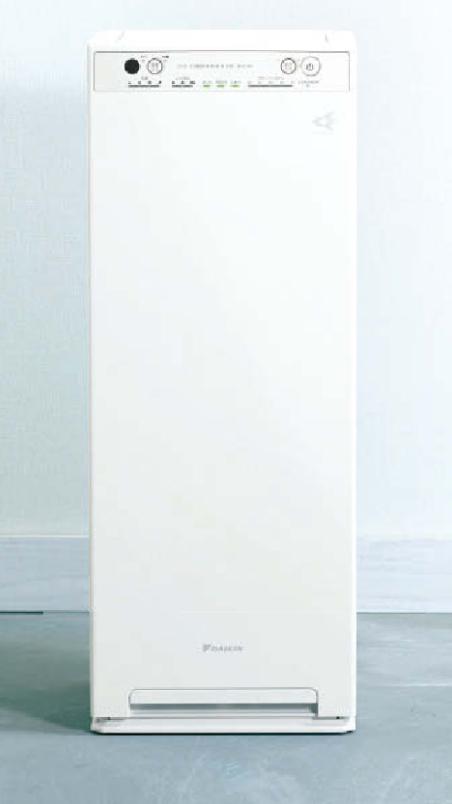 加湿ストリーマ空気清浄機ACK55U(ホワイト) 寄附金額145,000円(岐阜県七宗町)