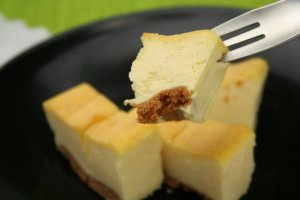 まるたや洋菓子店 まるたやのチーズケーキ イメージ