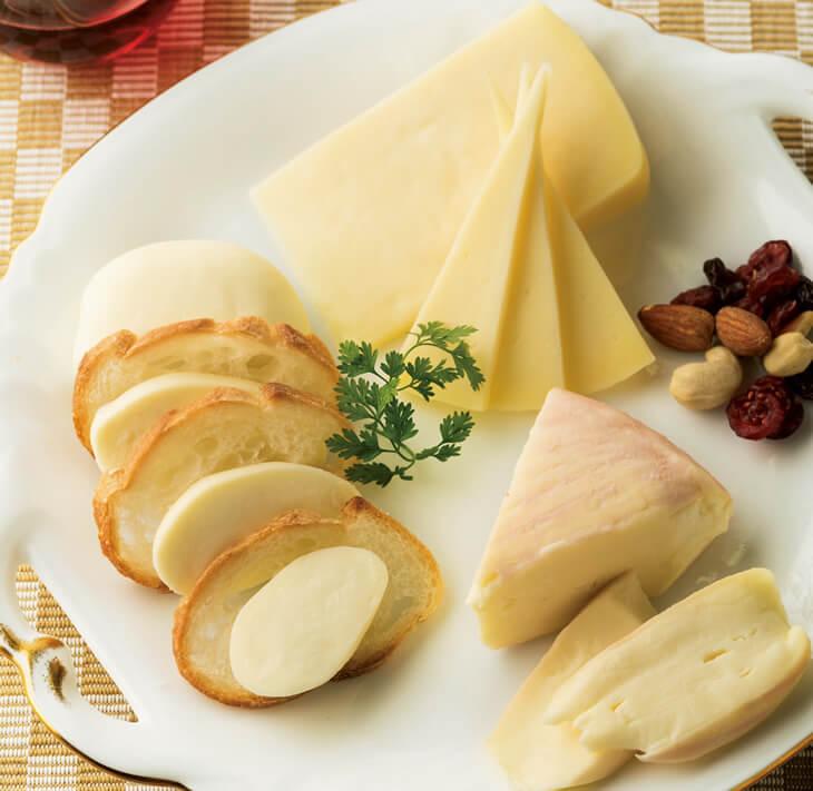 白糠酪恵舎チーズセット【3種類×2組】寄附金額10,000円 イメージ