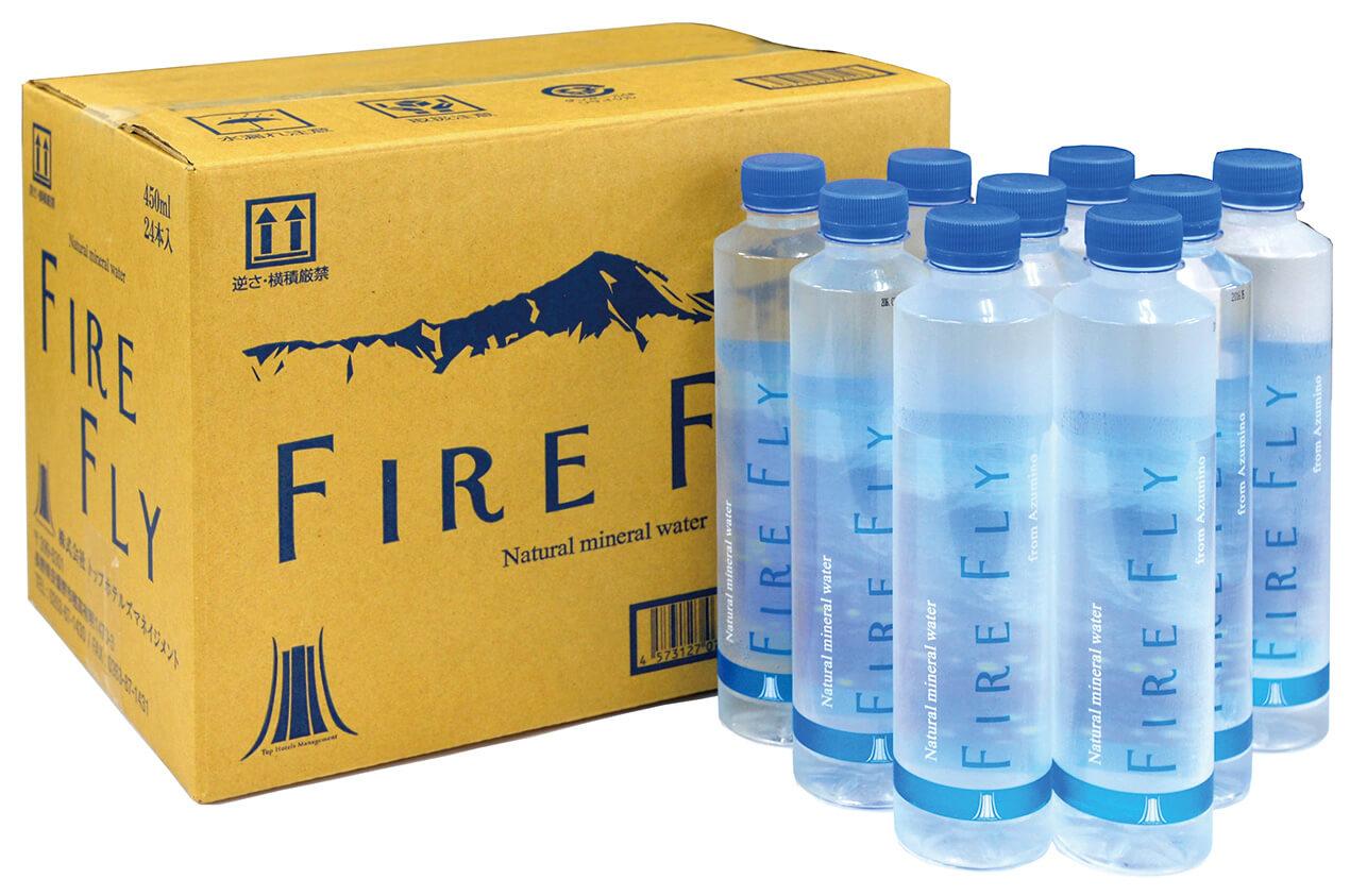安曇野天然水【FIRE FLY】寄附金額10,000円