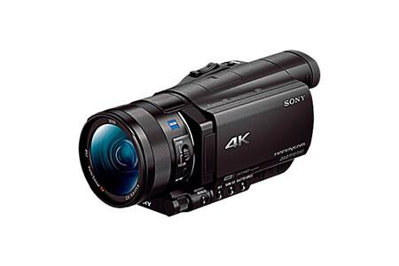 ソニーデジタル4Kビデオカメラ レコーダーFDR-AX100 寄付金額440,000円(宮城県多賀城市)
