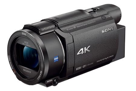 ビデオカメラ SONY Handycam FDR-AX60 寄附金額330,000円 イメージ