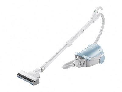 【紙パック式】掃除機 ライトブルー イメージ