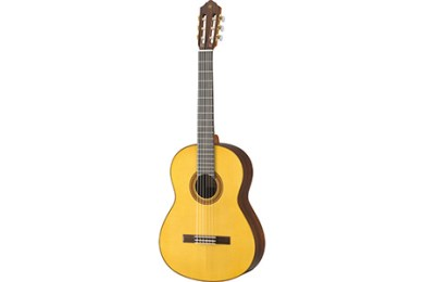 ヤマハクラッシクギター(CG162S)(ソフトケース付) 寄附金額165,000円(静岡県磐田市)