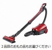 掃除機(ルビーレッド) 寄附金額170,000円(茨城県日立市)