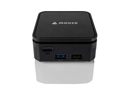 マウスコンピューター キューブ型PC「LM-nano01V64G-IIYAMA」寄附金額90,000円(長野県飯山市)