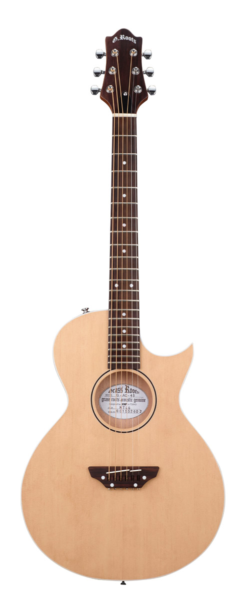 アコースティックギター G-AC-45 NTL SATIN 寄附金額100,000円(埼玉県 三芳町)