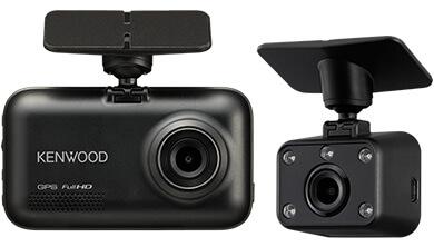 スタンドアローン型車室内撮影対応2カメラドライブレコーダーDRV-MP740 イメージ