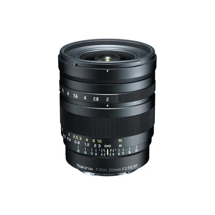 フルサイズ用広角単焦点レンズ FíRIN 20mm F2 FE MF(Sony Eマウント)  寄附金額200,000円(埼玉県三芳町)