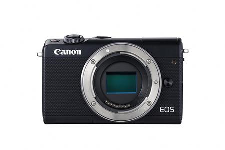 ミラーレスカメラ EOS M100 ボディ(ブラック)寄附金額180,000円(神奈川県綾瀬市)