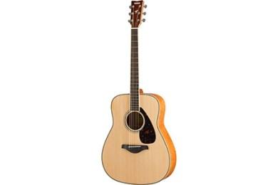 ヤマハフォークギター(FG840)(ソフトケース付) 寄附金額165,000円(静岡県磐田市)