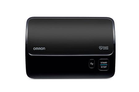オムロン 上腕式血圧計 HEM-7600T【ブラック】 イメージ