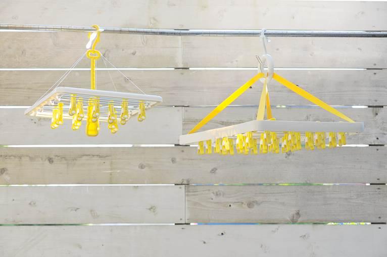日本一便利な洗濯ハンガー【いちどにありがとう】2台セット 寄附金額20,000円(岐阜県美濃加茂市)