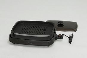 網焼き風ホットプレート(2枚)APA-134-T 寄附金額20,000円(静岡県小山町)