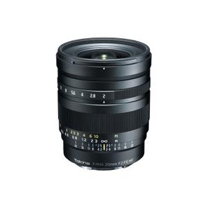 フルサイズ用広角単焦点レンズ FíRIN 20mm F2 FE MF 寄付金額200,000円 イメージ