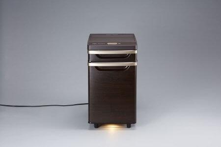 ベッドサイド冷蔵庫 (HR-D282BR) イメージ
